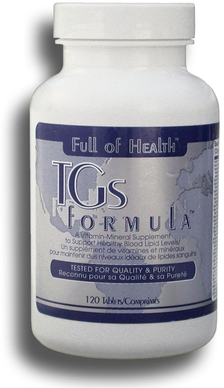 ReduceTriglcyerides.com: TGs Reduction Formula by Full of Health Inc.
