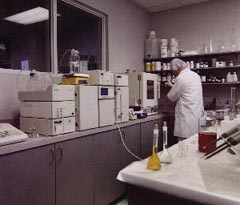 In-House Laboratory Testing for Consistent Quality